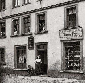 Historie - FREY PRINT + MEDIA - FREY PRINT + MEDIA - Haus Sattler-Schulte Attendorn