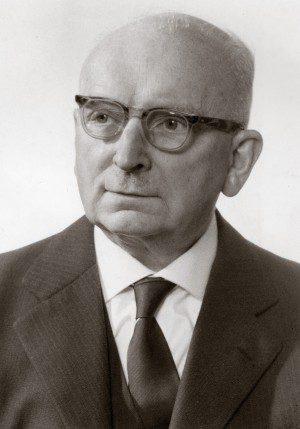 Historie - FREY PRINT + MEDIA - Theodor Frey sen., 1952