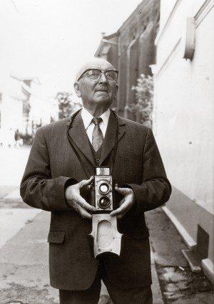 Historie - FREY PRINT + MEDIA - Theodor Frey sen. (1886 - 1979)