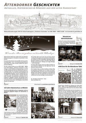 Historie - FREY PRINT + MEDIA - Attendorner Geschichten