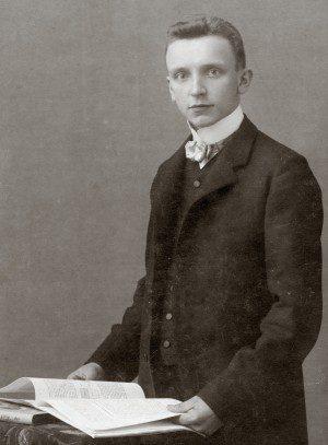 Historie - FREY PRINT + MEDIA - Theodor Frey (1886 - 1979)