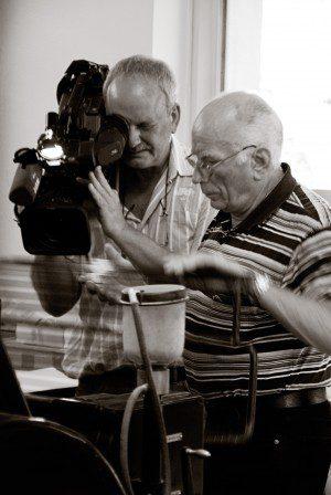 Historie - FREY PRINT + MEDIA - Das WDR-Fernsehen vor Ort