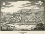 1860: Nachdruck einer Zeichnung von Attendorn | FREY PRINT + MEDIA