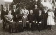 Um 1900: Familie Frey | FREY PRINT + MEDIA
