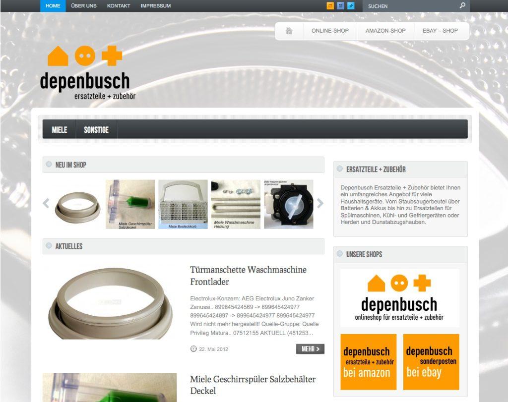 Depenbusch-Ersatzteilservice