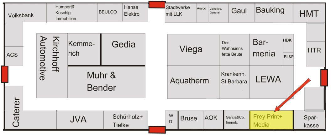 Plan-Wirtschaftsschau - Attendorn