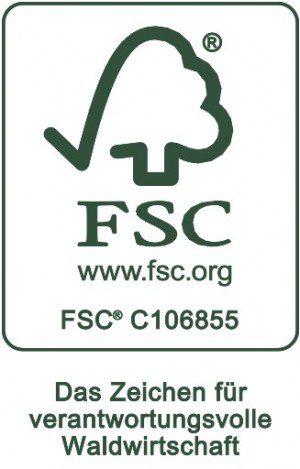 FSC® zertifiziert: Das Zeichen für verantwortungsvolle Waldwirtschaft