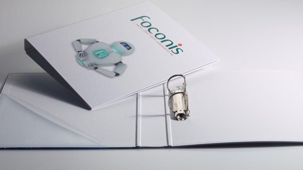 Foconis Ordner - freymedia.de