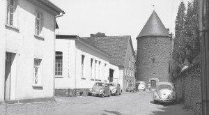 Die Bieketurmstraße in den 50er Jahren