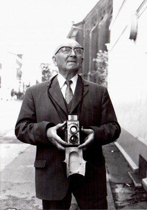 Theodor Frey sen. (1886 – 1979) - Dokumentation - FREY PRINT + MEDIA