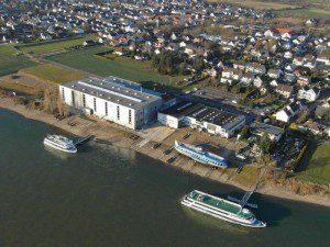 Imagefolder - Die Lux-Werft in Mondorf am Rhein