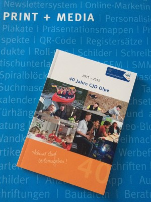 CJD-Olpe - Chronik - FREY PRINT + MEDIA