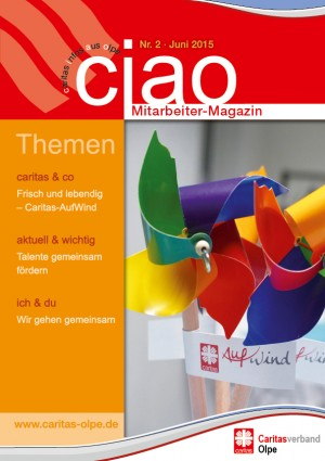 Caritas Mitarbeiterzeitung CIAO