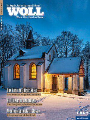Stadtmagazin gestalten und drucken aus der Druckerei von FREY PRINT + MEDIA