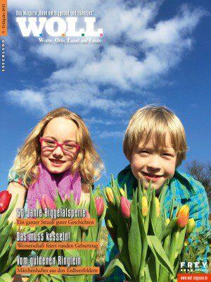 Sauerland WOLL - Magazin gestalten und drucken aus der Druckerei von FREY PRINT + MEDIA