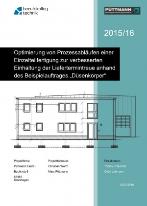 Bachelorarbeit als Hardcover drucken aus der Druckerei von FREY PRINT + MEDIA