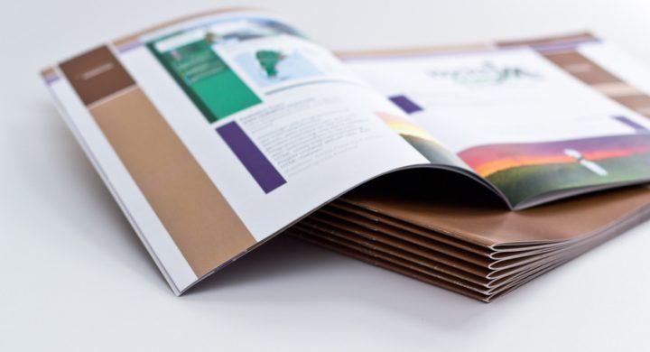 Broschüeren drucken bei Frey Print + Media