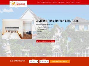 Hotel zur Post Attendorn - Neue Webseite für Hotel - Gaststätte - Ferienwohnung