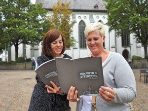 Neue Broschüre - Einkaufen in Attendorn 2018