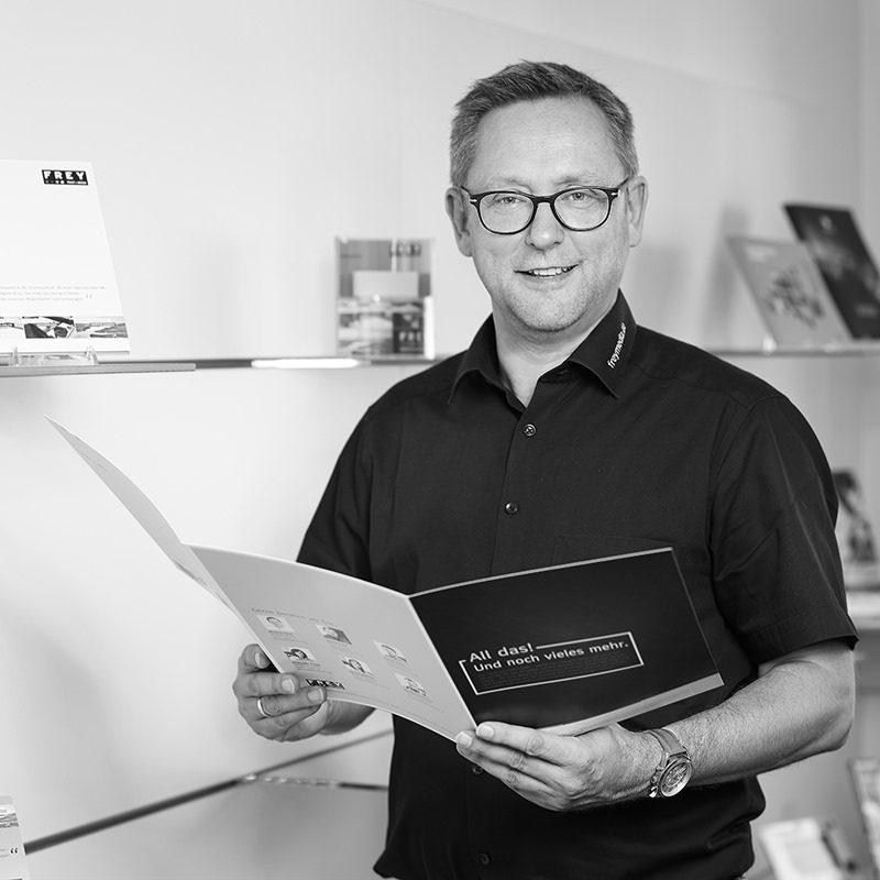 Markus Frey – Geschäftsführer